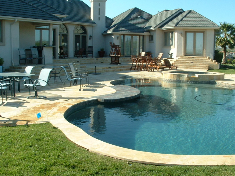 Swim Up Bar And Stools San Diego Swimming Pool Builders San Diego Dream Pools