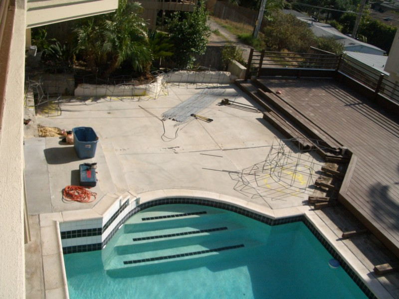 Swimming pool remodel san diego swimming pool builders for Pool redesign